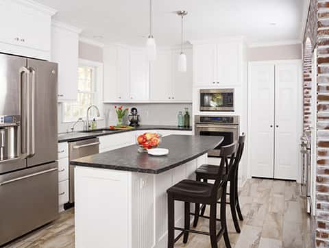 Kitchen And Bath Experts Reveal Flooring Trends