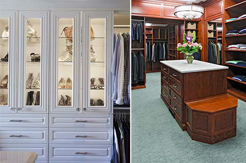 Master Suite Closet Tips And Trends