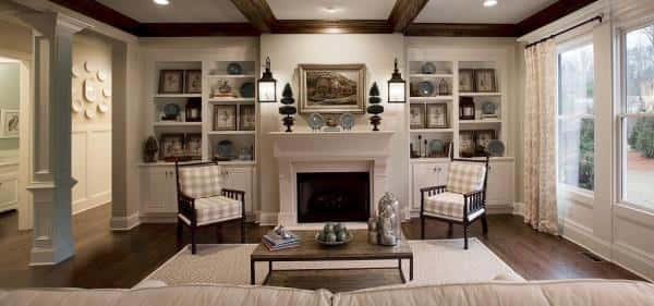 English Country Style Cool Interior Design Sarasota Style