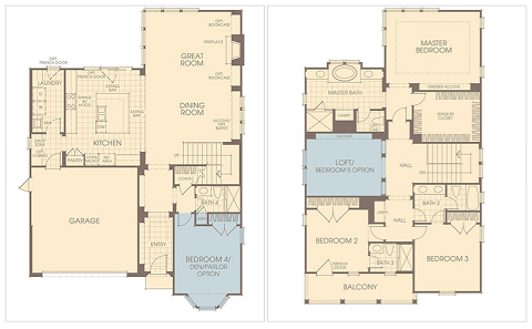 How to Read a Floor Plan Dallas Older Rear Garage House Plan on