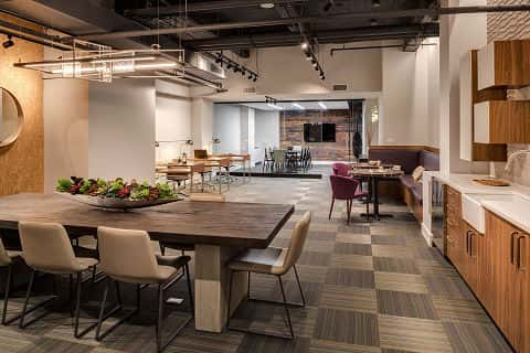 Co Working Spaces Are Hot Condo Amenity
