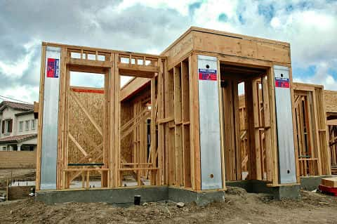 How to build a hurricane resistant home for Florida building code interior walls