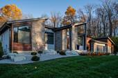 Custom home from Springhouse Architects