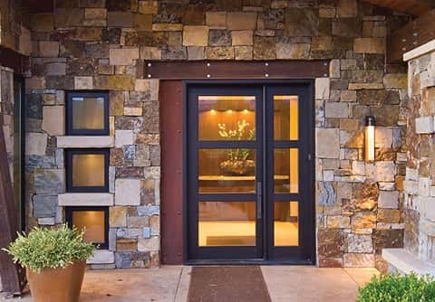 Doors That Score High in Energy Efficiency and Good Looks