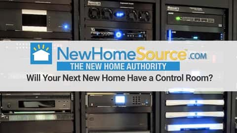 (Video) Will Your Next New Home Have a Control Room?