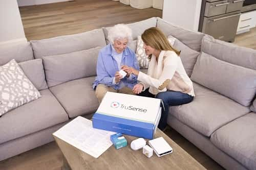TruSense, a smart-home monitoring system for seniors, is a great way to keep tabs on your loved ones.