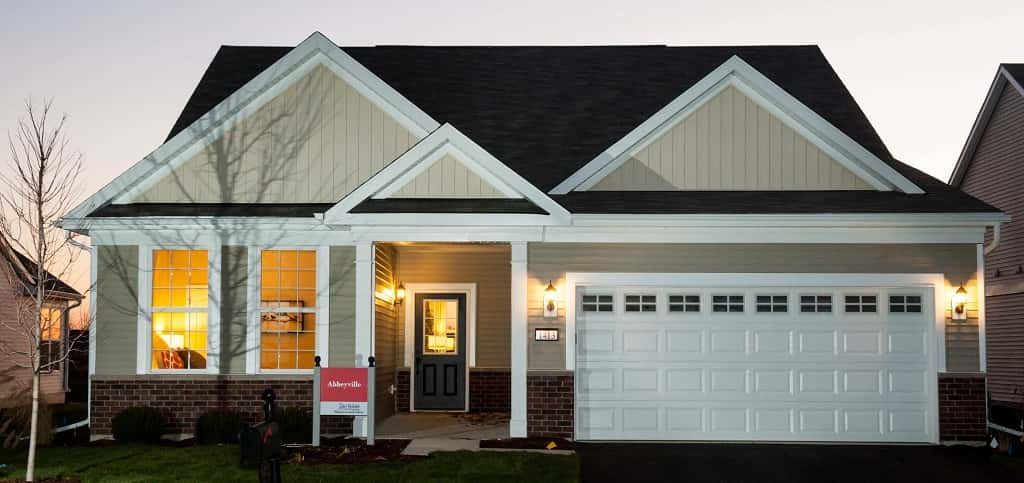 Home Of The Week Abbeyville Plan By Del Webb
