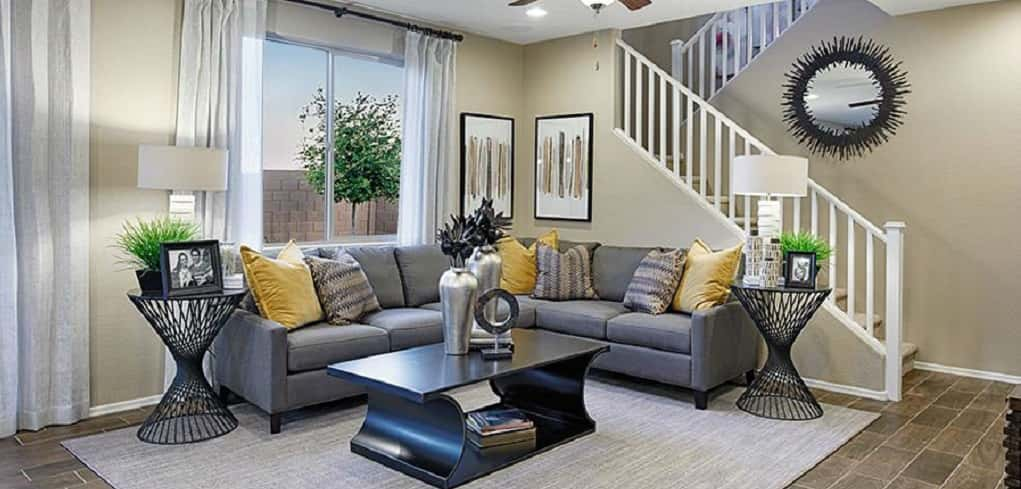 "<p>The Citrine plan by Richmond American Homes is a spacious two-story home with an open floor plan and a kitchen with a center island and a pantry. The second floor includes a <a href=""https://www.newhomesource.com/guide/articles/home-features-double-up"" title=""Seeing Double: These are the New Home Features to Double Up On"">laundry room</a> so residents don't have to lug laundry, while a two-car garage provides storage space galore. There's not much more you'll want in a home.<br /> <br /> •	Summers Corner<br /> •	Home starts at $255,500<br /> •	4 bedroom/3.5 baths<br /> •	2-car garage<br /> •	1,950 sq. ft.</p> <p> </p> <p><strong>Photo Courtesy of</strong></p> <p>Richmond American Homes <br /> <br /> </p> <p><a href=""https://www.newhomesource.com/specdetail/282-alford-drive-davenport-fl-33896/1341751#"" target=""_blank"" title=""Learn More About the Citrine Plan on NewHomeSource"">Learn More About the Citrine Plan on NewHomeSource</a></p>"