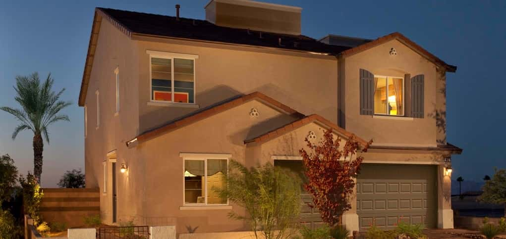 Home Of The Week: Bristol Plan By Ryland Homes Zephyr Ridge, Henderson, Nev.
