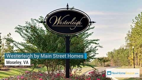 Community of the Week: Westerleigh by Main Street Homes