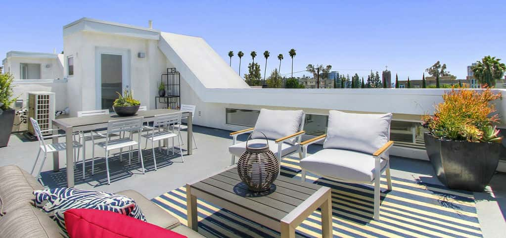 "<p> </p> <p>WCH Communities<br /> Los Angeles<br /> <br /> 3 bedrooms/3.5 baths<br /> 1,891-1,912 sq. ft.<br /> Three-story homes<br /> <br /> Photo: A rooftop deck is one of the many highlights of the Panorama's homes.<br /> <br /> PHOTO COURTESY OF<br /> WCH Communities<br /> <br /> <a href=""https://www.newhomesource.com/communitydetail/builder-44824/community-107074"" target=""_blank"">See More Photos of This Community on New Home Source</a></p>"