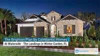 The Brighton Plan by CalAtlantic Homes in Winter Garden, Florida