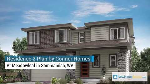 Home of the Week: Residence 2 Plan by Conner Homes