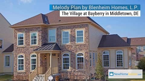 Home of the Week: Melody Plan by Blenheim Homes, L.P.