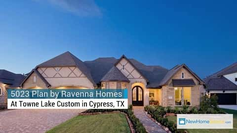 Home of the Week: 5023 Plan by Ravenna Homes