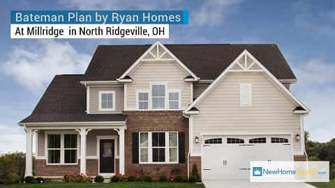 Home of the Week: Bateman Plan by Ryan Homes