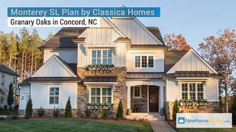 Home of the Week: Monterey SL Plan by Classica Homes
