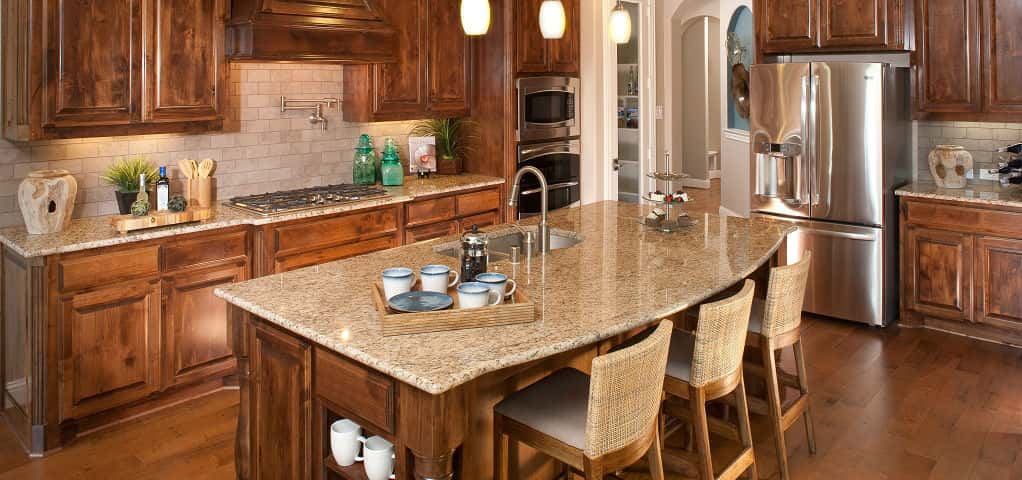 lennar kitchen cabinet finishes