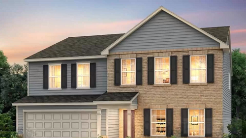 Mitchell Plan by Centex Homes