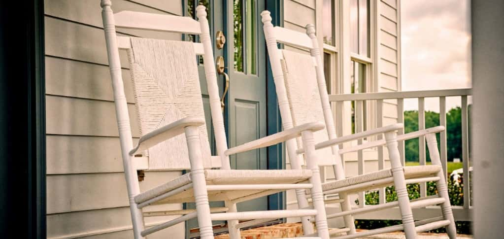 "Americana community<br /> <br /> Zachary, La.<br /> <br /> Photo: A porch allows homeowners to enjoy their neighborhood and neighbors right from their own home.<br /> <br /> PHOTO COURTESY OF<br /> Level Homes<br /> <br /> <a href=""https://www.newhomesource.com/communitydetail/builder-17640/community-72469"" target=""_blank"">Learn More About This Community on New Home Source</a>"