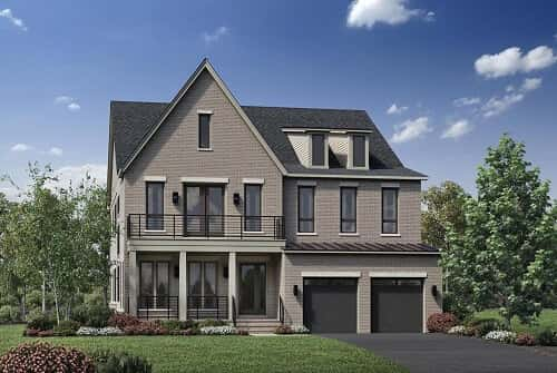 Home of the Week: Woodberry Plan by Toll Brothers
