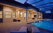 Scottsdale II Plan by Stock Development at Lely Resort. Naples, Florida