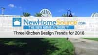 2018 Kitchen Design Trends Video