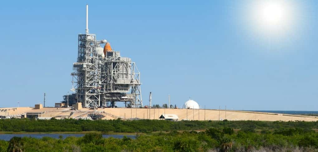"Have you ever seen a rocket launch?<br /> <br /> If you visit the Kennedy Space Center, you'll be able to witness one up close. <a href=""http://wearegofl.com/launches"" target=""_blank"" title=""Rocket launch schedules and more"">Rocket launches</a> happen a couple of times a month and, while they usually don't carry people into space, they still invoke a level of splendor similar to the blast-offs during the 1960s Space Race.<br /> <br /> Stay in the area and you'll be able to peruse beaches, go fishing or take in sea turtles at the Merritt Island National Wildlife Refuge. <br /> <br /> Best time to go: March to October. These months mark the turtle nesting season and you could spot a mother turtle laying eggs or young ones hatching."