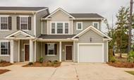 Brighton Woods 3 Bedroom Townhome by Ivery Residential in Grovetown, GA.
