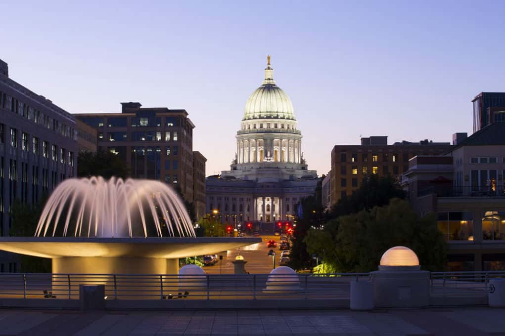 "The second-largest city in Wisconsin, <a href=""https://www.newhomesource.com/communityresults/wisconsin/madison-area/53703"" target=""_blank"" title=""Search for new homes in Madison, WI"">Madison </a>has plenty to do for folks of all ages. The capital of Wisconsin has everything you could want in a city, from collegiate sports to arts and cultural events to live music (hey, it even gives Austin a run for the money).<br /> <br /> In addition to plenty of local breweries and nightlife that are abundant in this vibrant city, you'll also find lots of green space for hiking and lakes with beaches too."