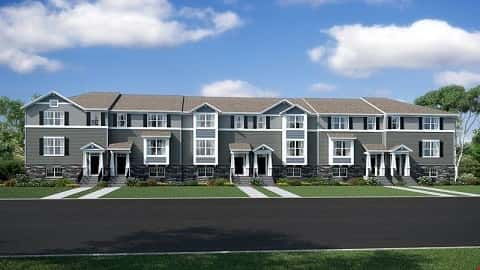 The Pinehurst Plan by CalAtlantic Homes in Brooklyn Park, MN