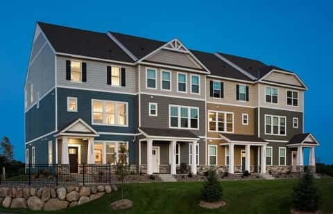 The Blueridge Plan by Pulte Homes in Prior Lake, MN