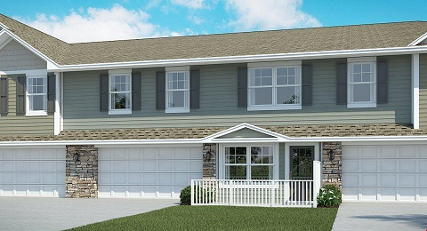 The Revere Plan by Lennar in Osseo, MN