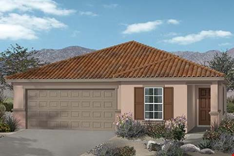 Plan 1547 by KB Homes in Maricopa, Arizona