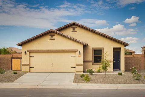 The Taos Plan by LGI Homes in Florence, Arizona