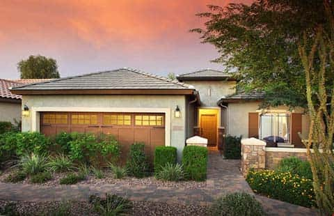 The Senita Plan by Pulte Homes in Red Rock, Arizona