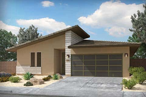 The Luna Plan by Costa Verde Homes in Maricopa, Arizona