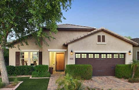 The Manzanita Plan by Pulte Homes in Red Rock, Arizona