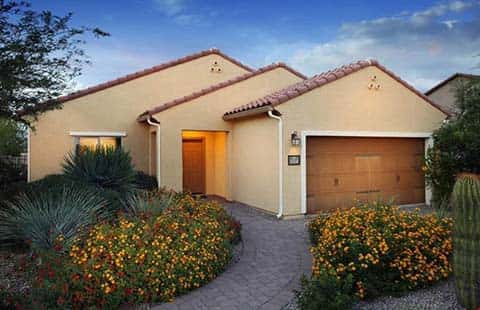 The Creosote Plan by Pulte Homes in Red Rock, Arizona