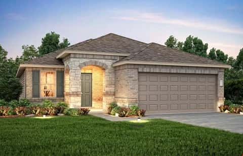 The Becket Plan by Centex Homes