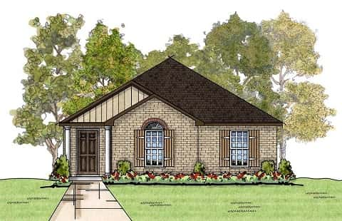 The Arlington Plan by Energy Smart New Homes, LLC