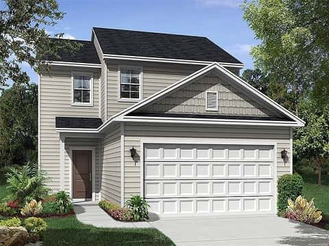 The Heartwell Plan by CalAtlantic Homes