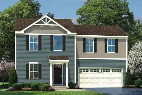 Plan 1140 by Ryan Homes