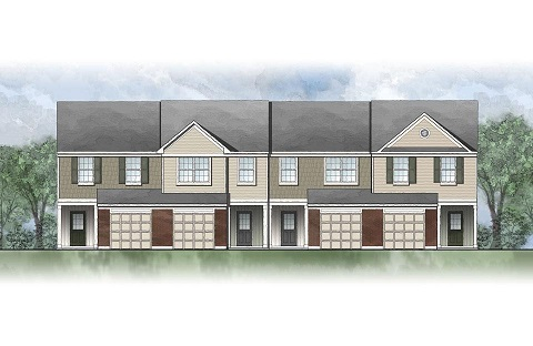 The Dunhill Plan by Drees Homes
