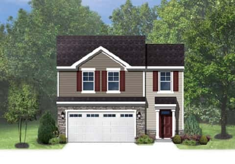 The Marlowe Plan by Cristo Homes