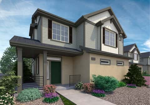 The Randem Plan by Oakwood Homes