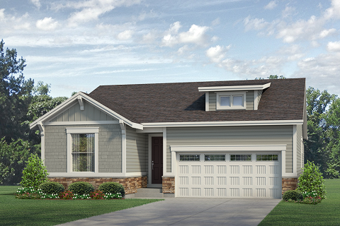 Ironton Plan by Richfield Homes