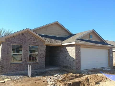 The Belton Plan by Riverside Homebuilders