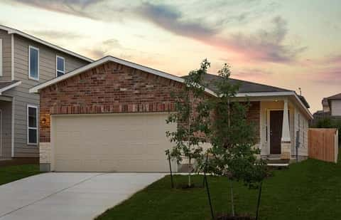 The Adams Plan by Centex Homes
