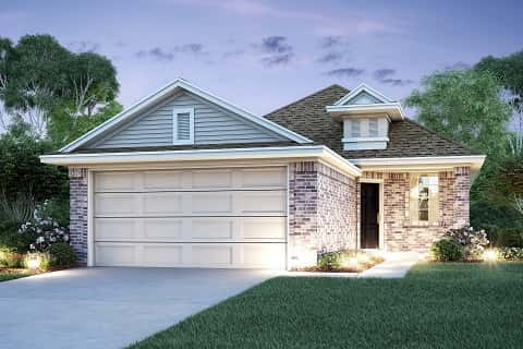 Southport II Plan by K. Hovnanian Homes